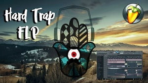 Hard Trap FLP by Master Vibes