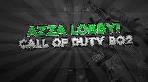BO2 Azza Lobby