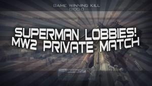 MW2 Superman Lobby