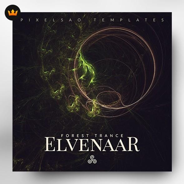 Elvenaar – Music Album Cover Artwork (Exclusive license)