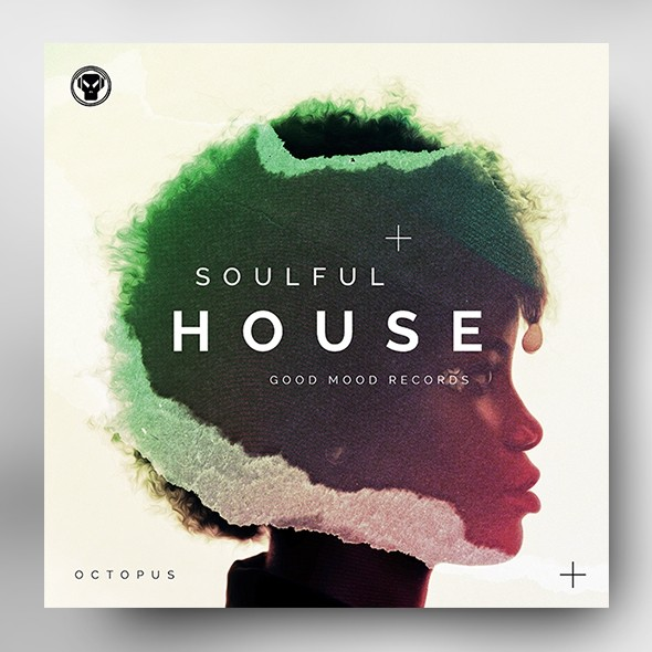 Soulful House – Music Album Cover Art Template