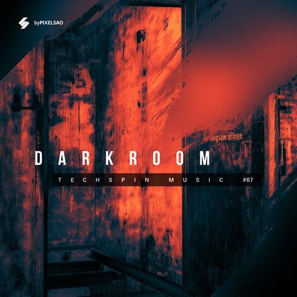 Darkroom - Music Album Cover Artwork Template