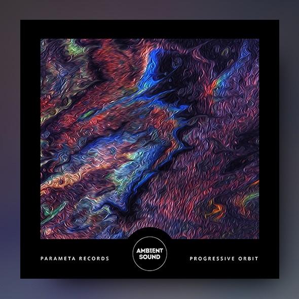 Ambient Sound – Music Album Cover Artwork Template