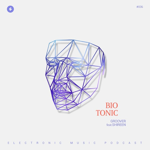 Biotonic - Minimal Album Cover Artwork Template