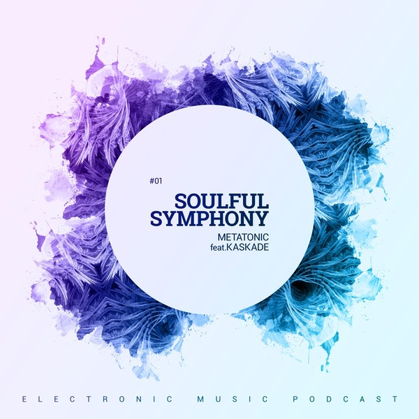 Soulful Symphony - Music Album Cover Artwork Template