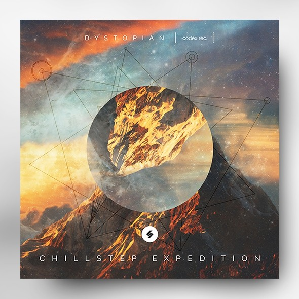 Chillstep Expedition – Music Album Cover Art Template