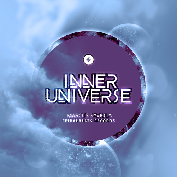 Inner Universe - Electronic Music Album Cover Photoshop Template