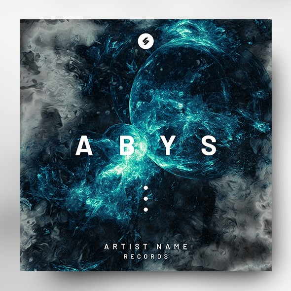 ABYS – Music Album Cover Artwork Template
