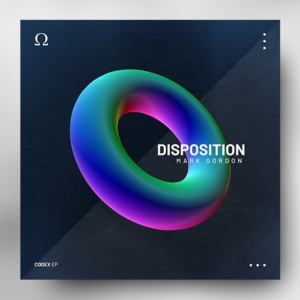 Disposition – Music Album Cover Artwork Template
