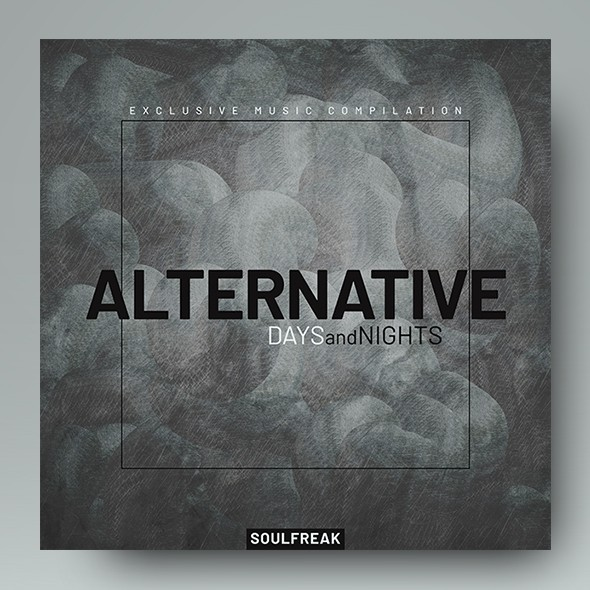 Alternative Music Album Cover Artwork Template