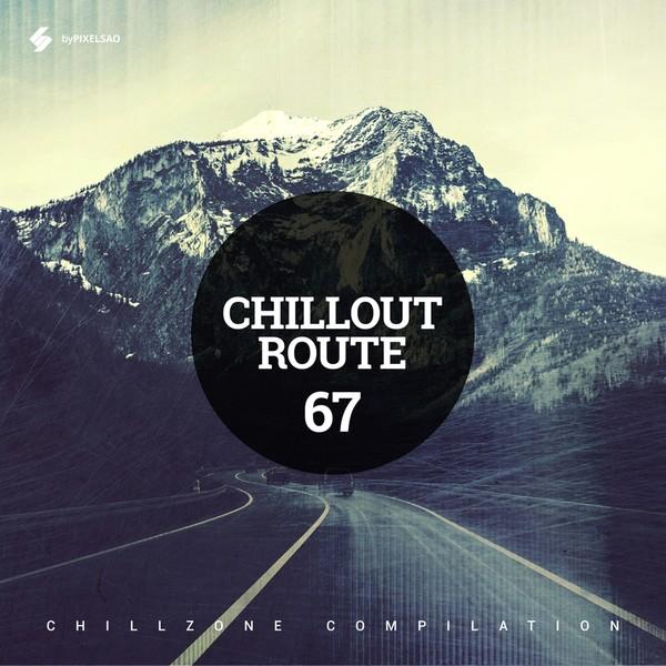 Chillout Route 67 - Music Album Cover Artwork Template