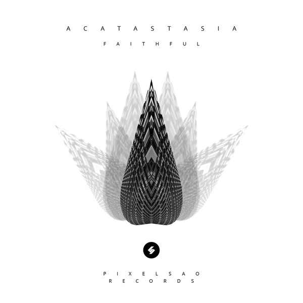 Acatastasia - Music Album Cover Artwork Template