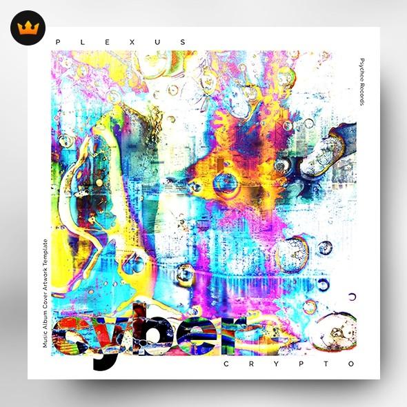 Cyber – Music Album Cover Artwork (Exclusive license)