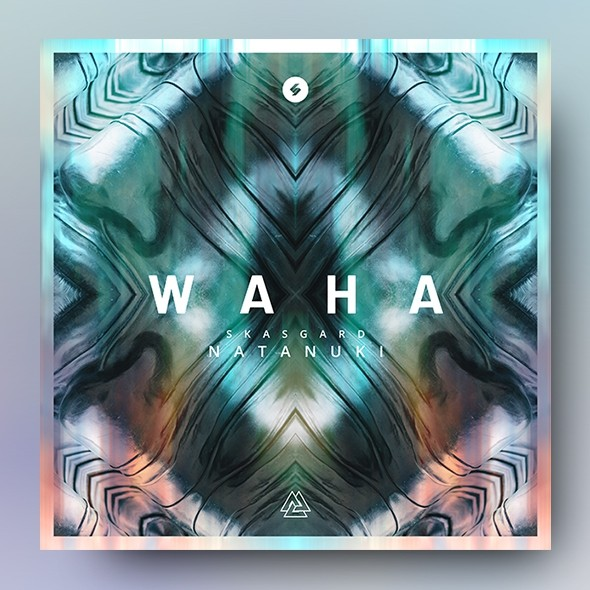 Waha – Music Album Cover Artwork Template