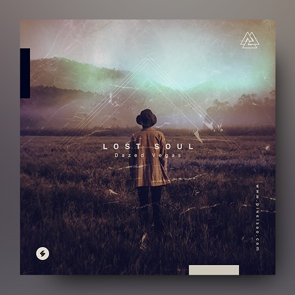 Lost Soul – Music Album Cover Artwork Template