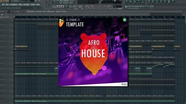 Afro House Template #23 FLP ( Afrikan Beatz & DJ Zakente - Unlock ) Project