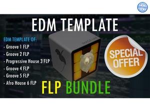 EDM TEMPLATE - FLP BUNDLE