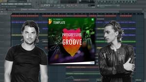 FL STUDIO 11 // Progressive Groove Template #20 FLP