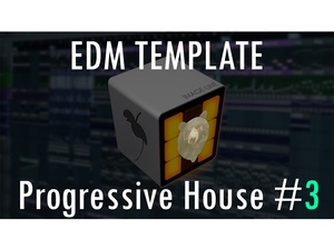 EDM TEMPLATE - Progressive House #3