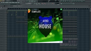 Afro House Template #25 FLP
