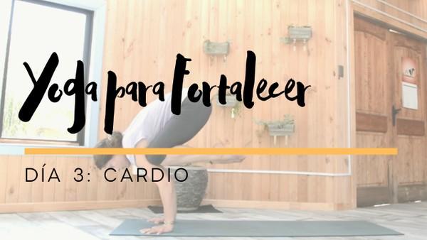 Yoga para Fortalecer - Dia 3