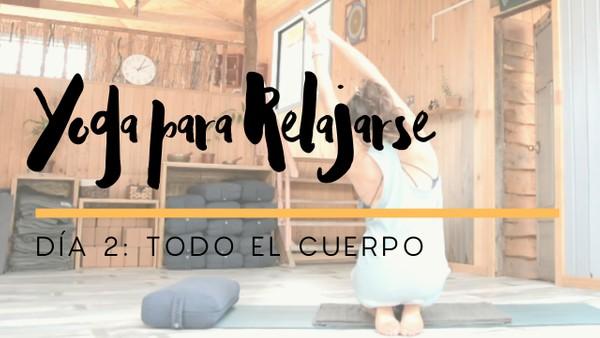 Yoga para Relajarse - Dia 2