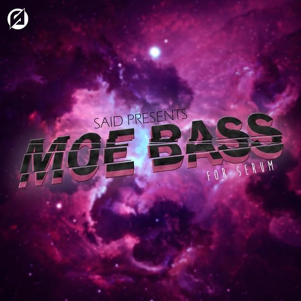 MOE BASS (for Serum)