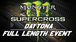 2018 Monster Energy Supercross Round 10 Daytona 720p HD