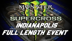 2018 Monster Energy Supercross Round 12 Indianapolis HD 720p