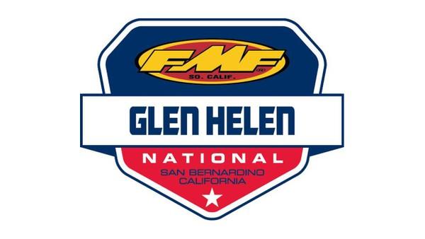 2016 Motocross Round 2 Glen Helen 250 Moto 2 HD