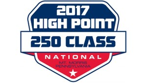 2017 High Point Motocross 250 Moto's Extended Cut HD 720p