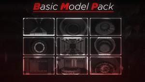 Basic Model Pack