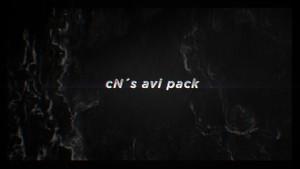 cN´s Avi pack