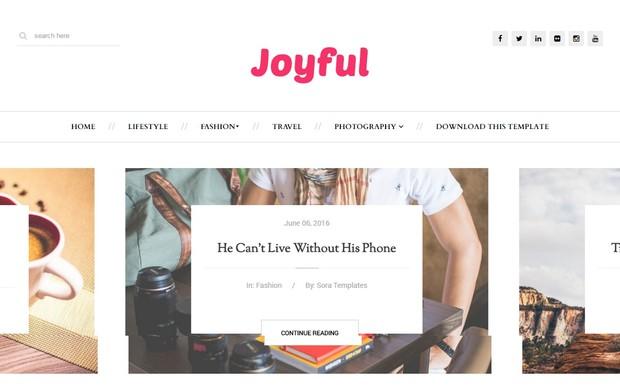 JoyFul Premium Version