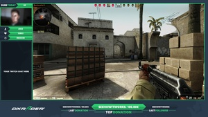 #6 Stream Overlay inkl. PSD