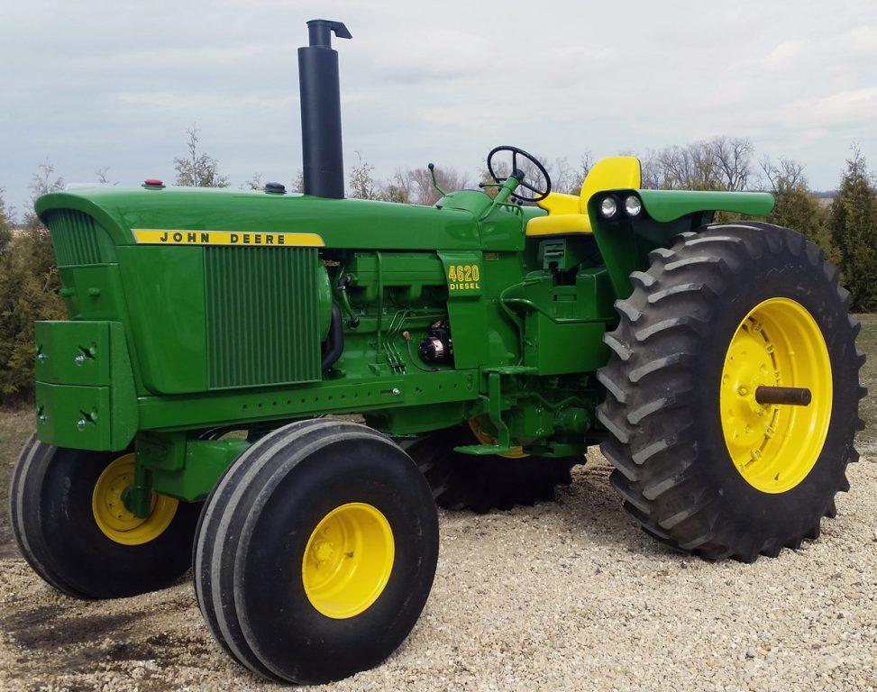 deere 4620 tractors diagnostic and repair technical se jdtractors