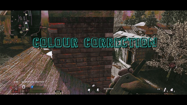 CC : Colourful Environment
