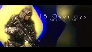 Overlay Pack 2 (15 HD OVERLAYS)