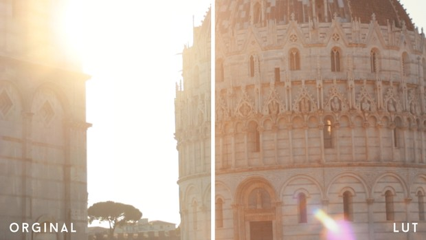 VIDEO |Florence Color Grading/Lut V.1