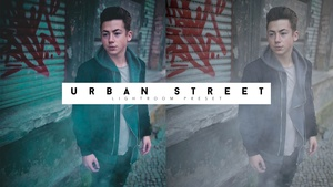 PHOTO | Lightoom Preset Urban Street