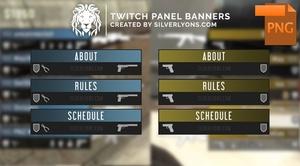 CSGO Spectator Twitch Panels
