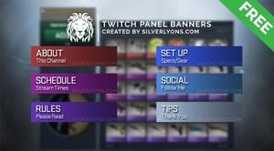 CSGO Inventory Twitch Panels