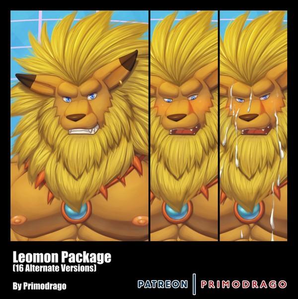 Leomon Artpack