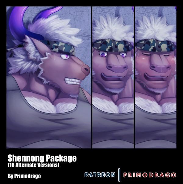 Shennong Artpack