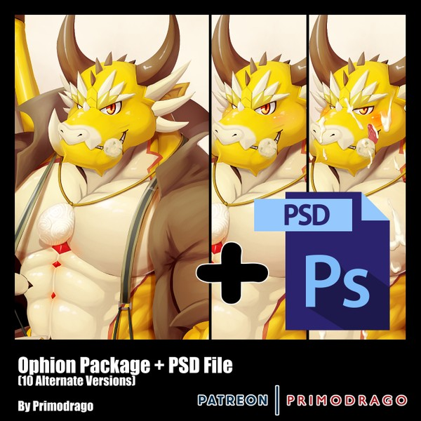 Ophion Artpack + PSD File