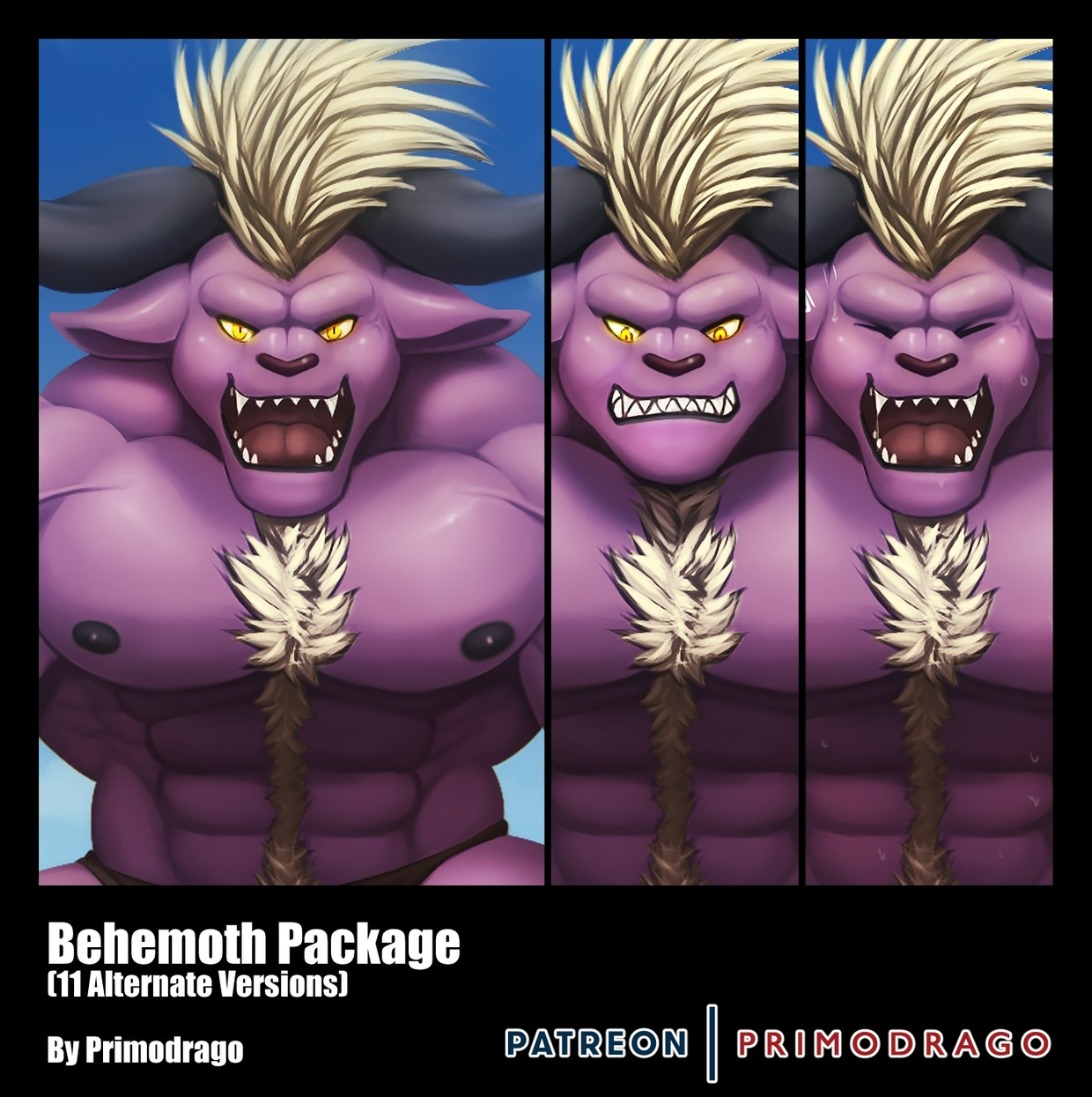 Behemoth Artpack File
