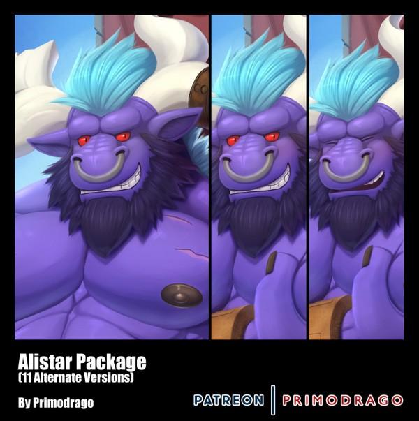 Alistar Artpack