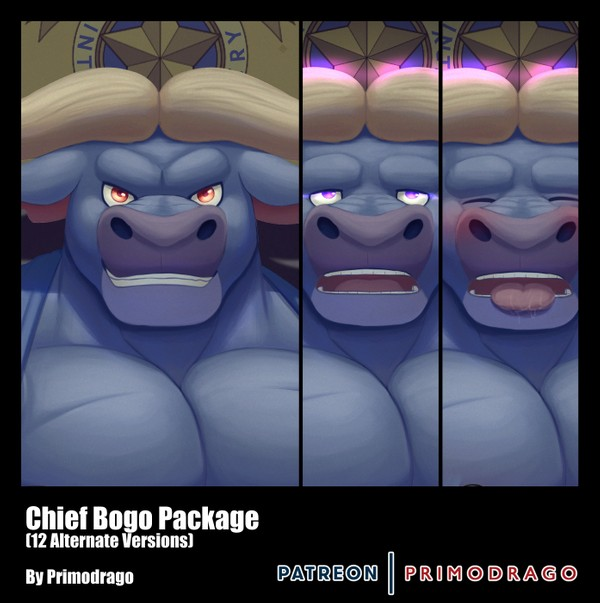 Chief Bogo Artpack