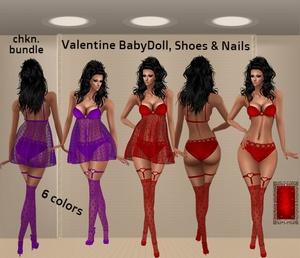 WNT -30 Valentine Bundle