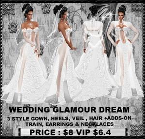WEDDING GLAMOUR DREAM